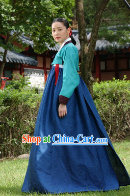 Dae Jang Geum The Great Jang Geum Hanbok Costumes for Women