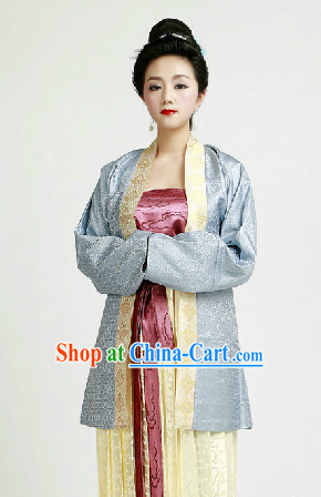 Chinese Classical Hanfu Clothing for Women