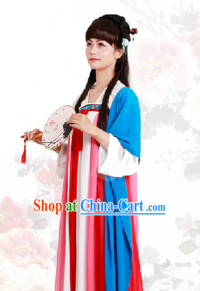 Ancient China Tang Dynasty Princess Clothing for Women