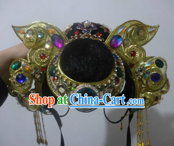 Professional Chinese Empress Dancewear
