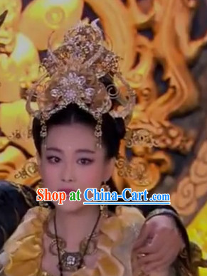 Professional Chinese Imperial Concubine Headwear