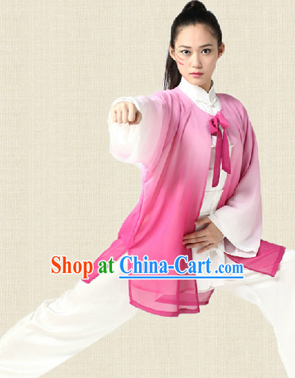 Chinese Classical Tai Chi Outfit Complete Set