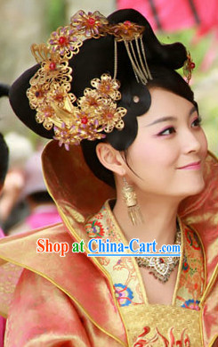 Ancient Empress Hair Headgear