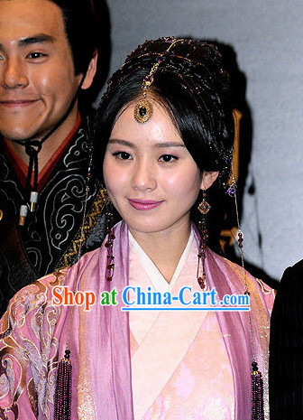 Ancient Chinese Princess Headwear