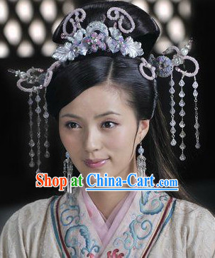 Ancient Chinese Female Hair Clasps