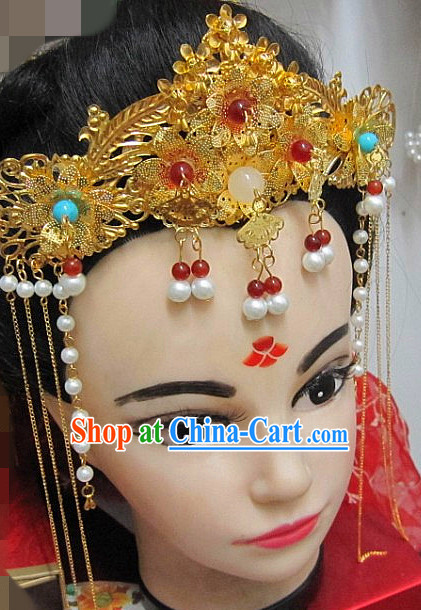 Chinese Traditional Queen Hair Ornaments