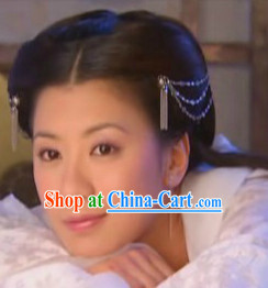 Chinese Traditional Female Hair Jewelry