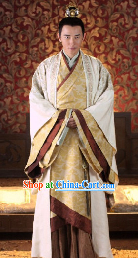 Traditional Chinese Hanfu Clothing Shoes _ Accessories
