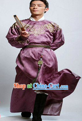 Traditional Chinese Men's Clothing Hanfu