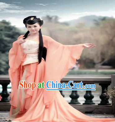 Ancient Chinese Classical Dance Suit