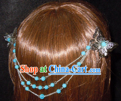 Ancient Chinese School Girl Hair Clasp