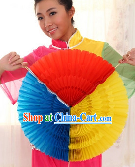 Traditional Opening Dance Paper Fan
