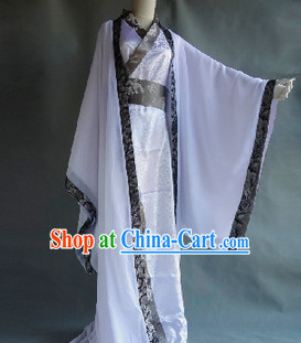 Ancient Chinese Hanfu Outfits for Men