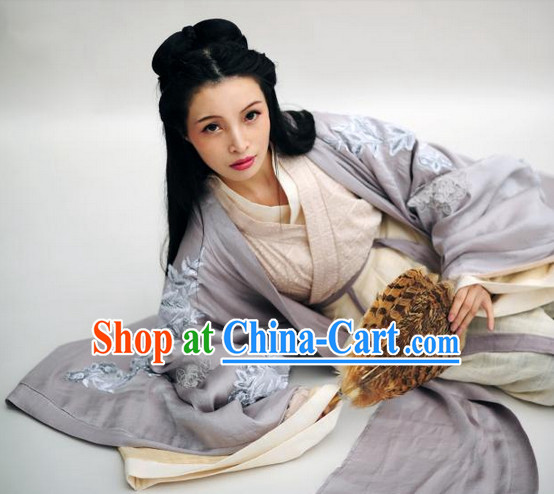 Ancient Chinese Hanfu Ruqun Clothing for Women