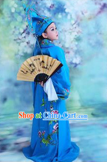Traditional Beijing Opera Costumes for Children
