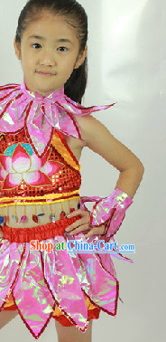Nuo Zha Costumes for Kids