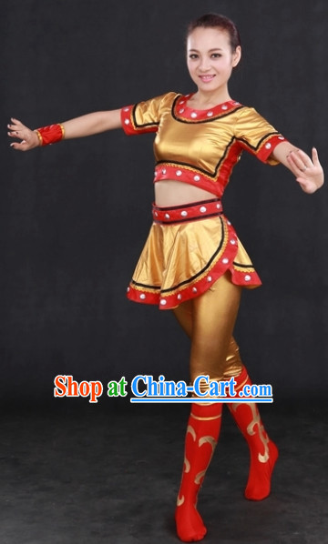 Modern Dance Costumes for Girls