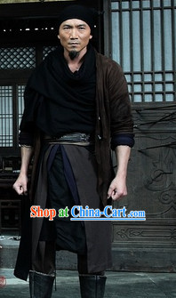 Guzhuang Film Swordman Costumes Complete Set