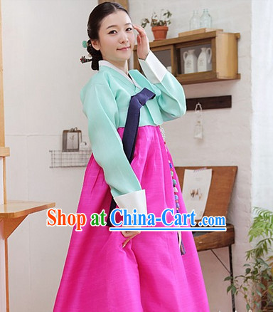 Korean Traditional Attire for Women