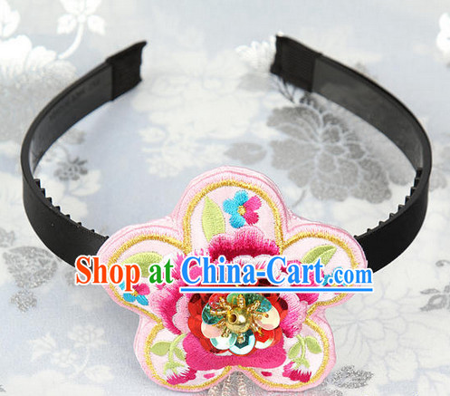Korean Traditional Barrette for Girls