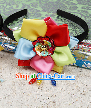 Korean Traditional Headgear for Kids