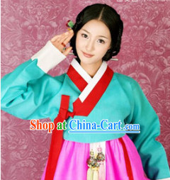 Traditional Party Hanbok Suit for Women