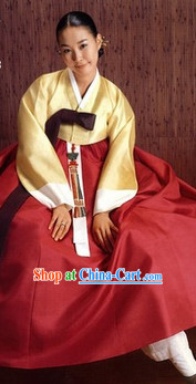 Traditional Hanbok for Women