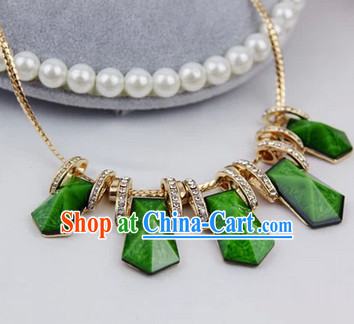 Traditional Chinese Handmade Necklace