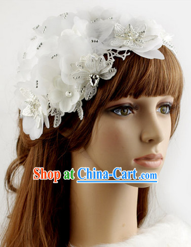 Romantic Chinese Handmade Hair Decorations