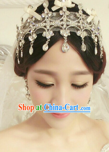 Chinese Classic Wedding Head Accessories