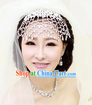 Romantic Wedding Hair Accessories