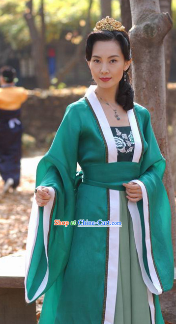 Ancient Korean Wife Costumes Complete Set