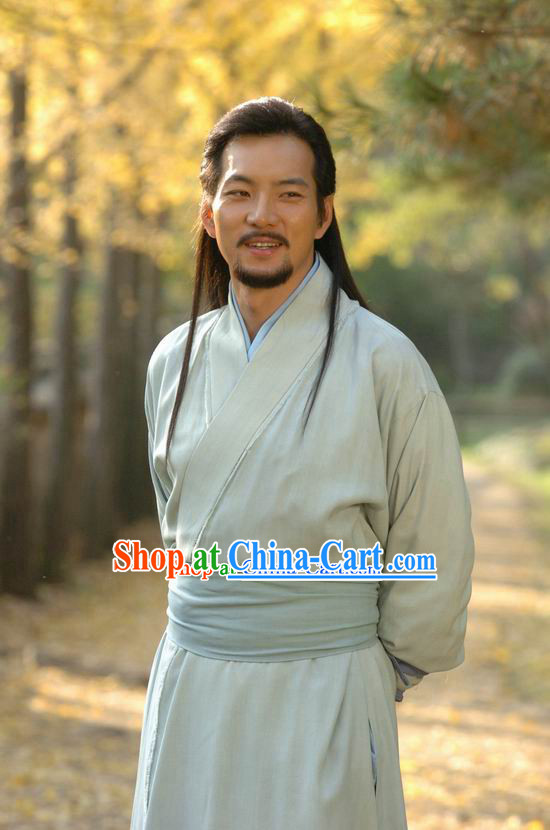 Ancient Korean Male Clothes Complete Set