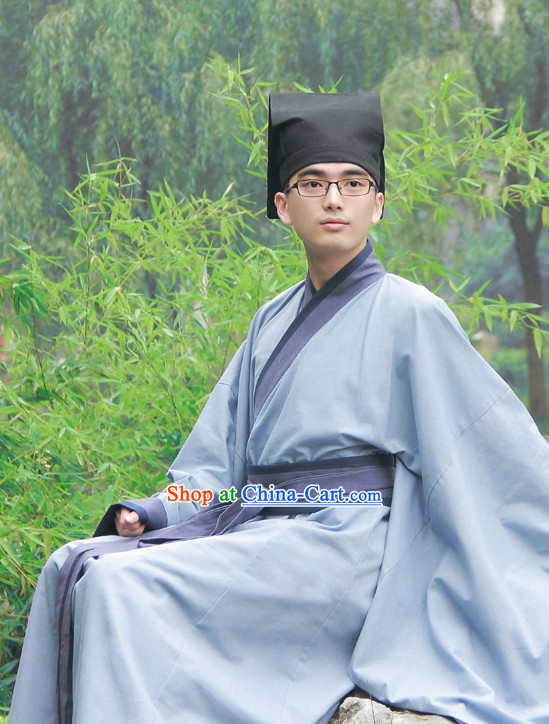 Shenyi the Formal Wear Hanfu for Men