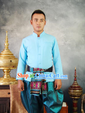 Made-to-measure Traditional Thailand Clothes for Men