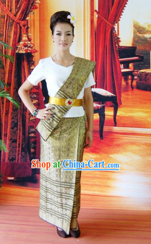 Southeast Asia Traditional Garment for Women