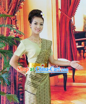 Southeast Asia Traditional Clothing for Women