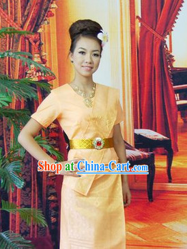 Southeast Asia Traditional Outfits for Women