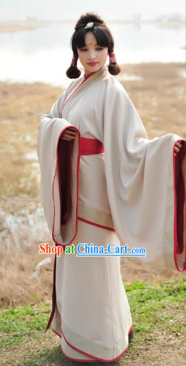 Han Dynasty Hanfu Clothes for Women