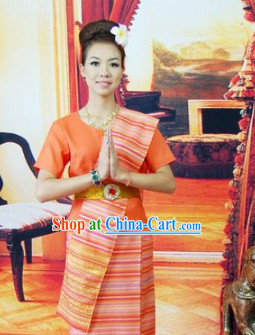 Cambodia Traditional Clothes for Women 3