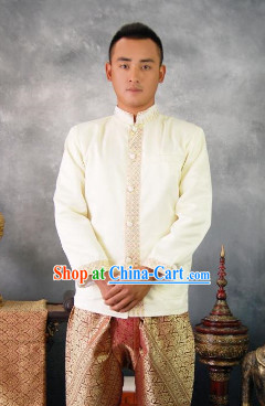 Cambodia Traditional Garment for Men