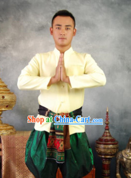 Traditional Thailand Clothes for Men
