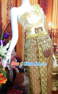 Southeast Asia Traditional Clothes for Women