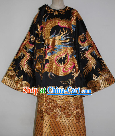 Ancient Stage Opera Dragon Clothes for Men