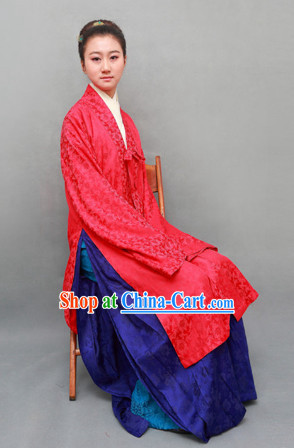 Traditional Han Chinese Garment