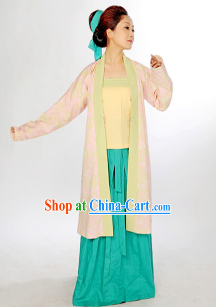 Top Costume Picks of 2015 Chinese Ancient Hanfu Clothing for Women