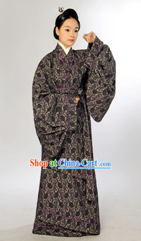 Striking Performance Pieces Chinese Classical Costumes for Girls