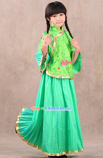 Professional Classical Community Theater Costumes for Children