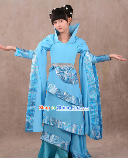 Dragon Lady Costumes for Children