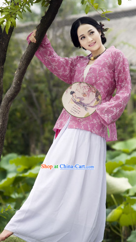 Chinese dresses and Chinese Clothing for Girls